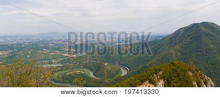 Ovcar And Kablar Mountains