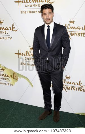 LOS ANGELES - JUL 27:  Ryan Peavy at the Hallmark TCA Summer 2017 Party at the Private Residence on July 27, 2017 in Beverly Hills, CA