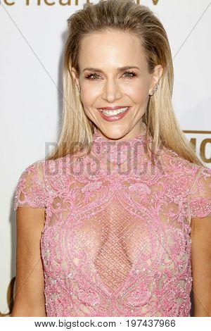 LOS ANGELES - JUL 27:  Julie Benz at the Hallmark TCA Summer 2017 Party at the Private Residence on July 27, 2017 in Beverly Hills, CA