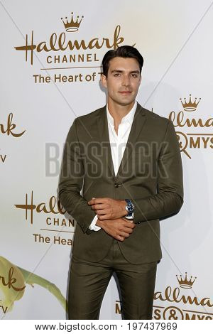 LOS ANGELES - JUL 27:  Peter Porte at the Hallmark TCA Summer 2017 Party at the Private Residence on July 27, 2017 in Beverly Hills, CA