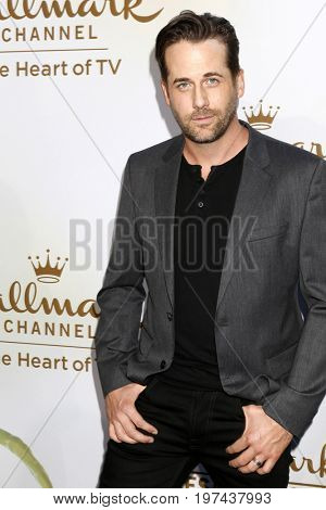 LOS ANGELES - JUL 27:  Niall Matter at the Hallmark TCA Summer 2017 Party at the Private Residence on July 27, 2017 in Beverly Hills, CA
