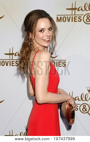 LOS ANGELES - JUL 27:  Rachel Boston at the Hallmark TCA Summer 2017 Party at the Private Residence on July 27, 2017 in Beverly Hills, CA