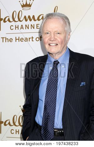 LOS ANGELES - JUL 27:  Jon Voight at the Hallmark TCA Summer 2017 Party at the Private Residence on July 27, 2017 in Beverly Hills, CA