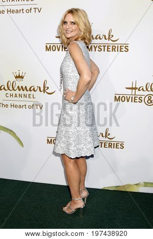 LOS ANGELES - JUL 27:  Courtney Thorne-Smith at the Hallmark TCA Summer 2017 Party at the Private Residence on July 27, 2017 in Beverly Hills, CA