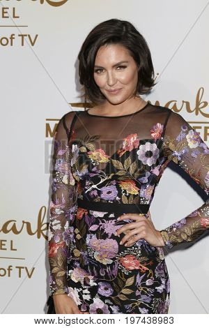 LOS ANGELES - JUL 27:  Taylor Cole at the Hallmark TCA Summer 2017 Party at the Private Residence on July 27, 2017 in Beverly Hills, CA