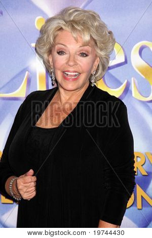 LOS ANGELES - NOV 6:  Susan Seaforth Hayes arrives at the Days of Our Lives 45th Anniversary Party at House of Blues on November 6, 2010 in West Hollywood, CA