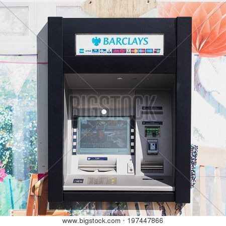 Automated Teller Machine (atm) In London