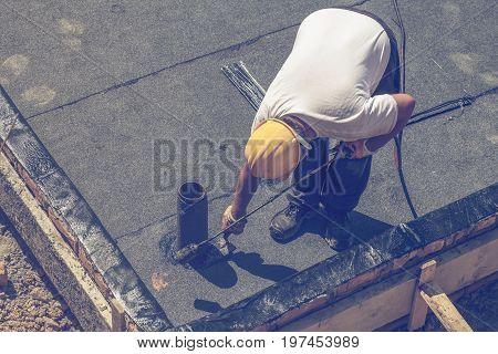 Installing Pipe Installation 2