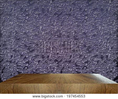 Table top style graphic resource background with enough depth for you to accentuate your design.