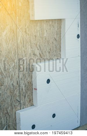 Montage House Exterior Wall Insulation 2