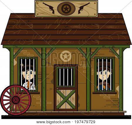 Cowboys In Jail.eps
