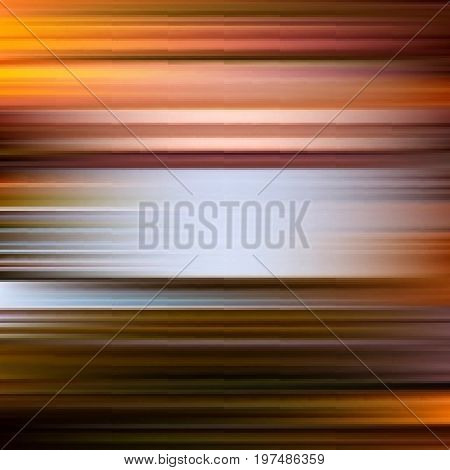 Abstract Motion Blur Background Vector Illustration