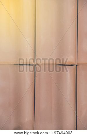 Closeup Of Clay Roof Tiles Background 2