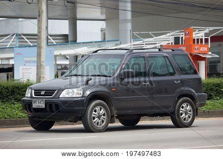 Private Car Honda Crv City Suv Car