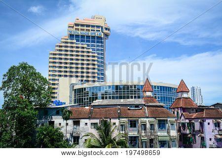 Citycape Of Phuket Island, Thailand
