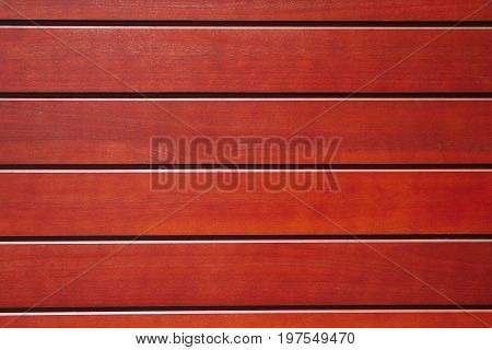 wood background natural surface horizontal lines stain red color edge groove pattern