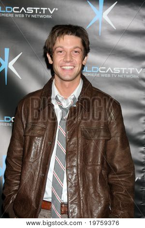 LOS ANGELES - DEC 14:  James Rustin attends the