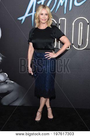 LOS ANGELES - JUL 24:  Chelsea Handler arrives for the