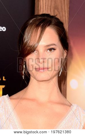 LOS ANGELES - July 27:  Bailey Noble at