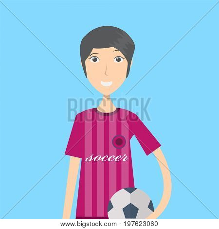 Sport Lady Character | set of vector character illustration use for human, profession, business, marketing and much more.The set can be used for several purposes like: websites, print templates, presentation templates, and promotional materials.