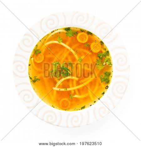 Broth - chicken soup