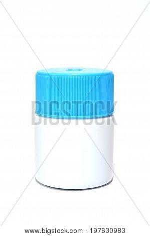 Image of Cream jar mock up packaging.