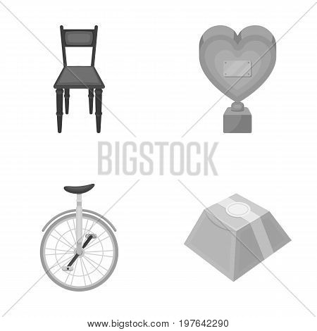 furniture, circus and other  icon in cartoon style.film prize, gift icons in set collection.