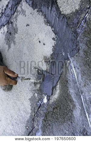 Repair Concrete Cracks 2