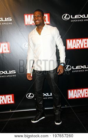 SAN DIEGO - July 22:  Jason Moore at Marvel and Lexus Black Panther Party at Comic-Con at the Parq Nightclub on July 22, 2017 in San Diego, CA