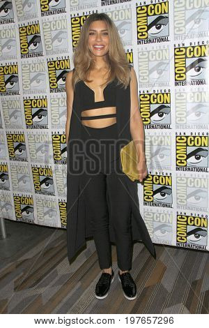 SAN DIEGO - July 22:  Juliana Harkavy at Comic-Con Saturday 2017 at the Comic-Con International Convention on July 22, 2017 in San Diego, CA