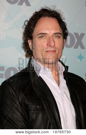 PASADENA, CA - JAN. 11: Kim Coates arrives at the FOX TCA Winter 2011 Party at Villa Sorriso on January 11, 2011 in Pasadena, CA