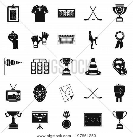 Bounty icons set. Cartoon set of 25 bounty vector icons for web isolated on white background