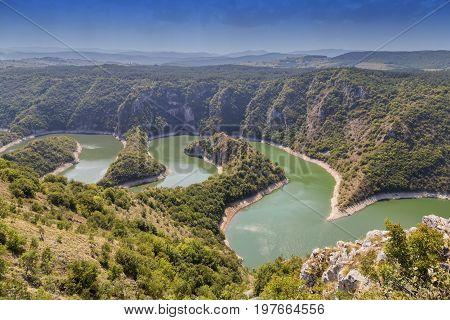 Meanders Of Uvac River 3