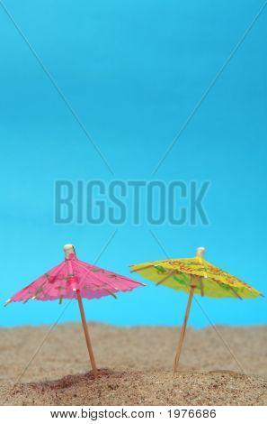 Summer Umbrellas