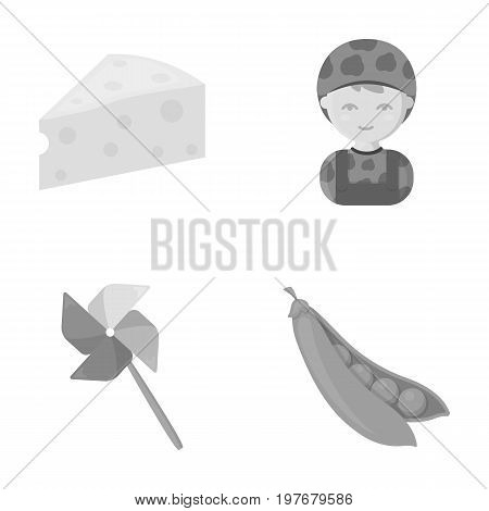 army, entertainment, trade and other  icon in monochrome style., peel, vegetable, business icons in set collection