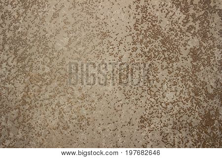 Texture of brown stone leather. Close-up photo