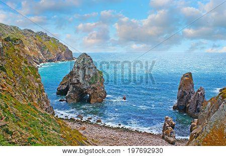 The Beaches On Cape Roca