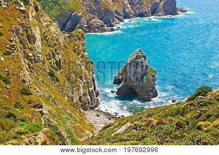The Landscape Of Cabo Da Roca