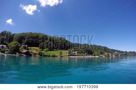 Very nice Lake in Austria | Attersee