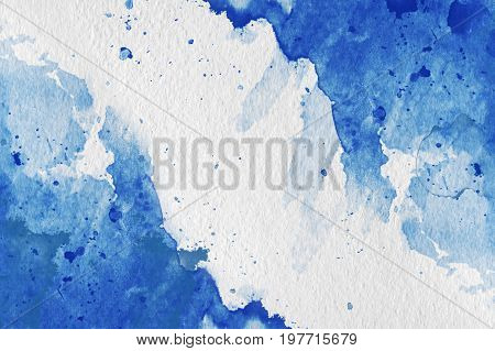 watercolor paper texturePhoto of Abstract watercolor art on white background. Watercolor background