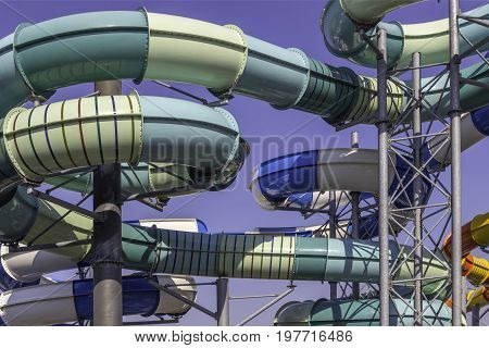 Water Slides Constructions 2