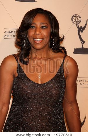 BEVERLY HILLS - JAN 20:  Dawnn Lewis arrives at the ATAS Hall of Fame Committee's 20th Annual Induction Gala at Beverly Hills Hotel on January 20, 2011 in Beverly Hills, CA