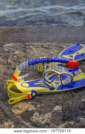 Snorkeling Equipment 2