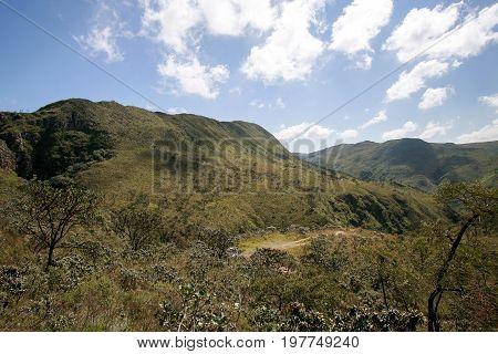 Serra Da Canastra National Park