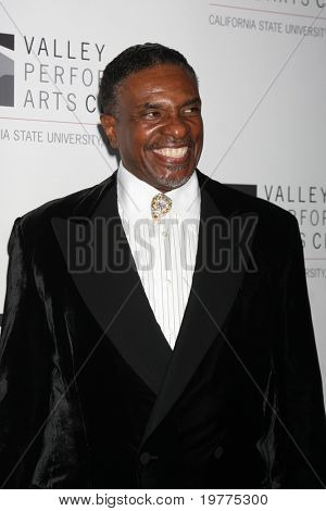 LOS ANGELES - JAN 29:  Keith David arrives at the Valley Performing Arts Center Opening Gala at California State University, Northridge on January 29, 2011 in Northridge, CA