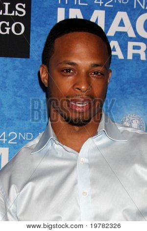 LOS ANGELES - FEB 12:  Cornelius Smith Jr. arrives at the 2011 NAACP Image Awards Nominee Reception at Beverly Hills Hotel on February 12, 2011 in Beverly Hills, CA