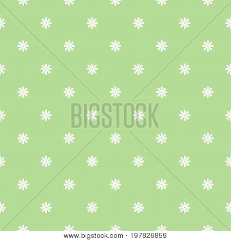 Floral pattern. Pretty flowers on light pink background.