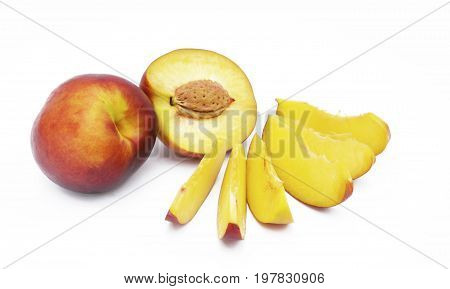 Juicy Fruit Nectarine