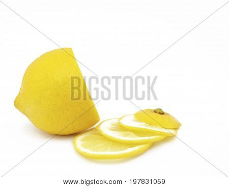Yellow Lemon
