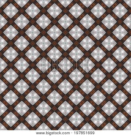 This earth tones abstract seamless pattern illustration can be pieced together to make any size you need for your projects.